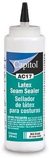 Capitol 17 Latex Seam Sealer - 8oz.