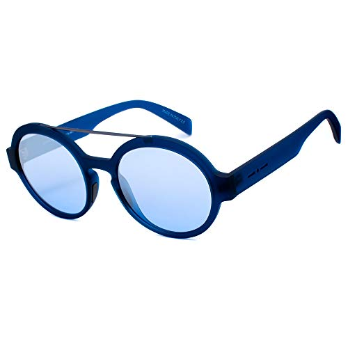 ITALIA INDEPENDENT 0913-021-000 Occhiali da Sole, Blu (Azul), 51.0 Unisex-Adulto