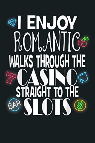 Funny Slot Machine Casino Gambling Vegas Lovers Gift Idea: Notebook Planner -...