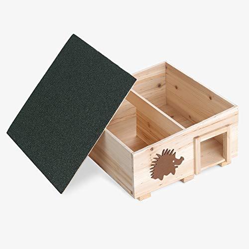 made2trade Igelhaus mit Bitumen-Dach Erfahrungen & Preisvergleich