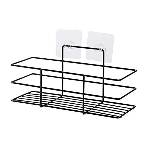Giytoo badkamer plank opslag organisator lijm geen boren ijzer keuken rack
