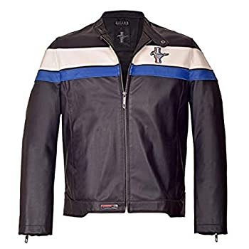 Mustang Jacket Black Leather Muco 192  L