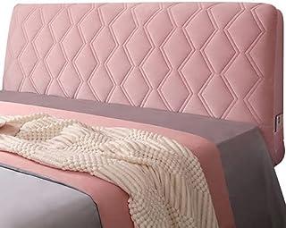 Cabeceros De Cama Funda Cover Funda para Cabeceros De Cama De Tela Lado De La Cama Cubierta A Prueba De Polvo Lavable para La Decoración del Dormitorio (Color : B, Size : 130cm)