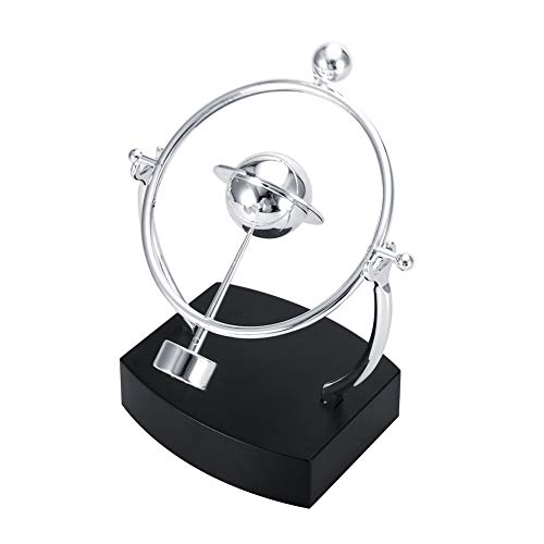 Desk Toy, Office Gadgets Perpetual Motion, Office Toys Durable Physics Toys Desk for Home Room Office