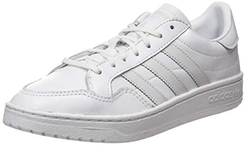 adidas Team Court W, Zapatillas Deportivas Mujer, FTWR White Dash Grey Dash Grey, 38 EU