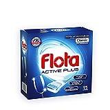 Flota Classic, Lavavajillas máquina caja 15 pastillas x 14 g = 210 g