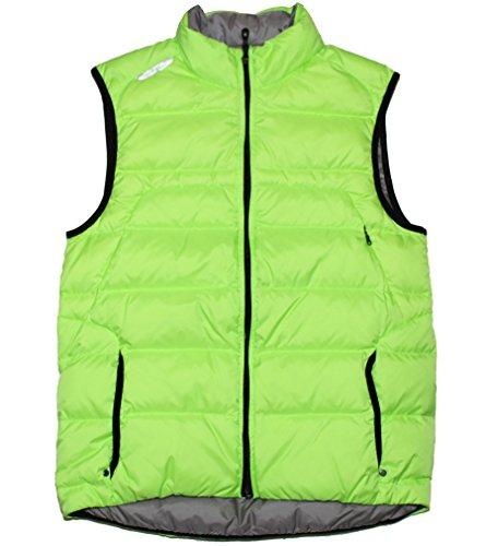 Polo Ralph Lauren RLX Mens Down Puffer Vest (Medium, Rescue Green)