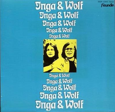 Inga & Wolf Lieder aus dem Alltag ELITE SPECIAL # DLPS 55002 Komm rück doch näher, Mukelo, Der Erlolgreiche, Sag wo ist`s, Peter, Großstadtnacht, Dies ist für dich, Auf ein Bier, Was nun, Lied ohne Namen, Das Zündholzmädchen, Gute Nacht Freunde