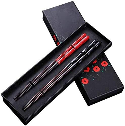 Chopsticks Top Chinese Natural SEAL limited product Reusable Classic Wood Austin Mall