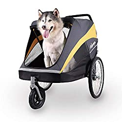 best large pet stroller
