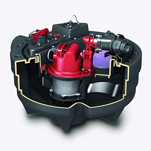 Kessel 28711-C - Hebeanlage Aqualift F Compact Mono - Überflurinstallation
