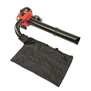 Maxx - Soplador de hojas de gasolina, función 3 en 1, soplador de hojas, aspirador y trituradora – 350 km/h – 45 L