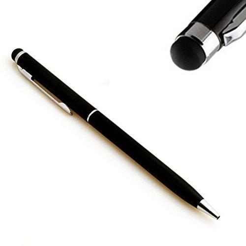 WiTa-Store - Penna a sfera e pennino capacitivo 2 in 1 per tablet, PC e smartphone