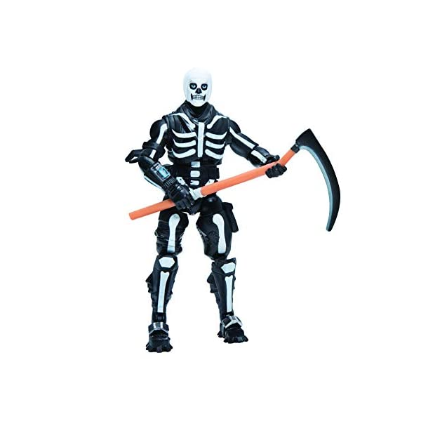 Toy Partner Figura FORTNITE Skull Trooper 10 CM. Serie 2 Incluye 1 Accesorio, EN Blister, Multicolor (FNT0073) 1