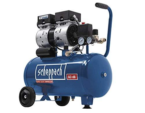 Kompressor HC24Si scheppach - 230V 50Hz 550W | 24L