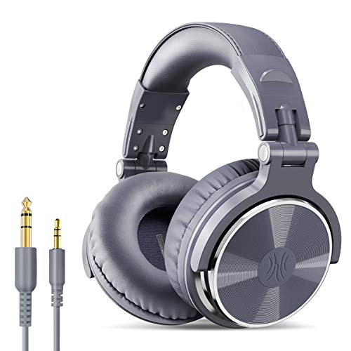 OneOdio Pro-10 Over Ear Headphone, Wired DJ Bass Headsets...