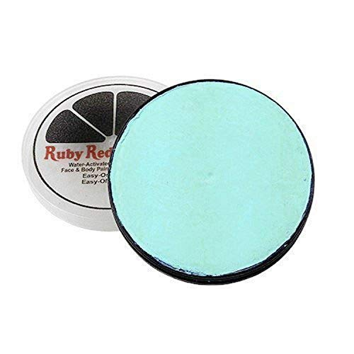Ruby Red Paint Face Paint, 18 ML - Turquoise