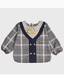 0-3 Years Old Baby Bib Anti-dirty Waterproof Long-sleeved Bib Painting Clothes Children Bib Baby Cotton Anti-dressing For ...