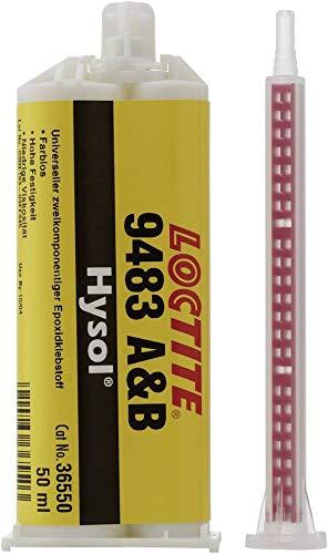 Loctite® 9483 A & B 2-componenten lijm 451149 50ml