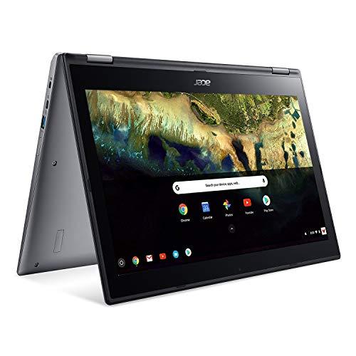 "Acer Chromebook Spin 15 CP315-1H-P4VG Convertible Laptop, Pentium N4200, 15.6"" Full HD Touch, 4GB LPDDR4, 64GB eMMC, Google Chrome"