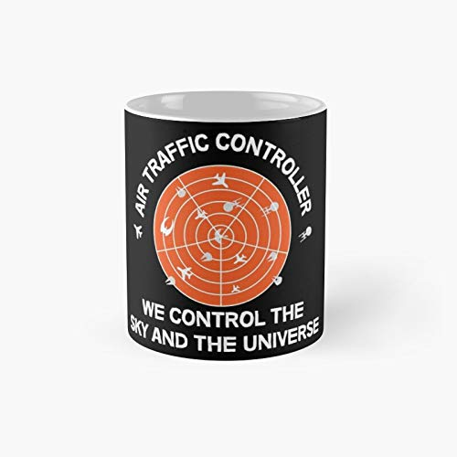 Air Traffic Controller Gifts - Birthday Christmas Trainee Classic Mug Best Gift Funny Coffee Mugs 11 Oz