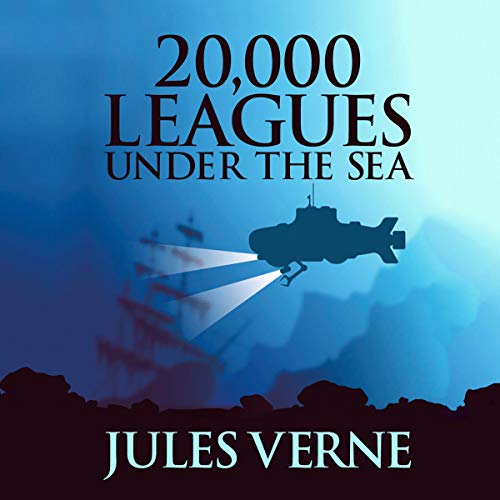 『20,000 Leagues Under the Sea』のカバーアート