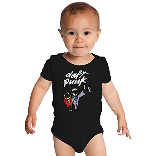 Huang Daft Punk Dets Dance Baby Onesies