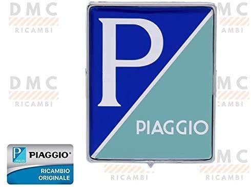 SCUDETTO STEMMA NASELLO VESPA GT GTS GTV 125 200 250 300 SUPER ORIGINALE PIAGGIO.