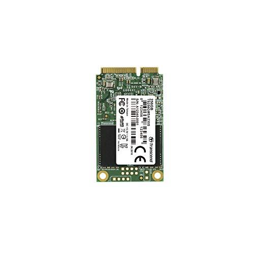 Transcend TS256GMSA230S - Unidad de Estado sólido 256 GB SATA III 6 GB/s, MSA230S mSATA SSD 230S