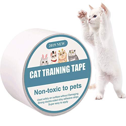 Cat Scratch Mobili, Protezione Graffi Gatto, Couch Scratch protezioni da gatti cani mobili porta graffi Guard, 6.35 x 500 cm