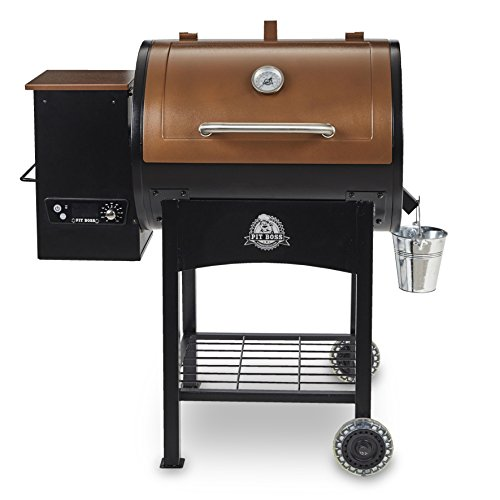Pit Boss Classic 700 sq. in. Wood Fired Pellet Grill & Smoker, Smoke, Bake, Roast, Braise and BBQ