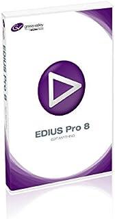 グラスバレー EDIUS Pro 8 通常版 EPR8-STR-JP