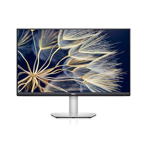 Dell S2721DS, 27 Zoll, QHD 2560 x 1440, 75 Hz, IPS entspiegelt, 16:9, AMD FreeSync, 4 ms (extrem), int.Lautspr., VESA, DisplayPort, HDMI, 3 Jahre Austauschservice, platinum silber