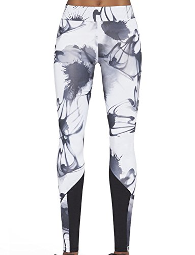 Bas Bleu Calypso Leggings Für Aktive Frauen,Sport,Fitness,Größe 4/L/40,Mehrfarbig