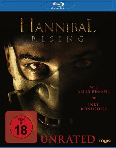 Hannibal Rising - Wie alles begann  (+ DVD) [Blu-ray]