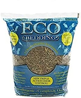 FiberCore Eco-Bedding Odor Control, 10 lb, Box Brown