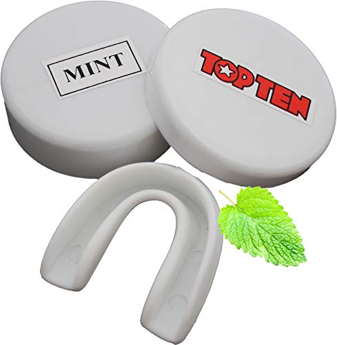 TOP TEN® Minz Zahnschutz Kids transparent