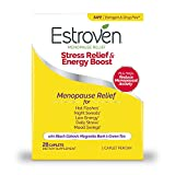 Best Menopause Reliefs - Estroven Stress Relief & Energy Boost for Menopause Review