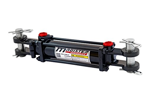 Tie-Rod Hydraulic Cylinder Double Acting 2.5