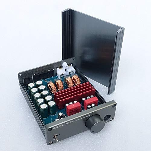 ZXJUAN draadloze controle 2018 Het nieuwe TPA3116 hifi-niveau van 2.0 stereo digitale versterker BZ100T
