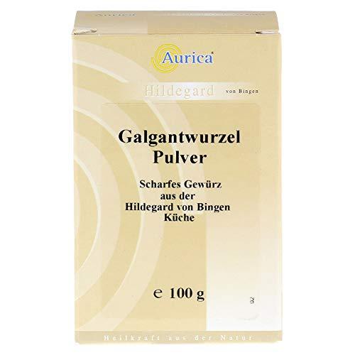 Galgantwurzel-Pulver Aurica, 100 g