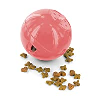 WEIGHT CONTROL This cat feeder toy distributes smaller portions of food throughout the day which helps you to control your cat's weight INCREASES EXERCISE This cat feeder toy combines exercise with feeding so that your cat has to work for the food Im...