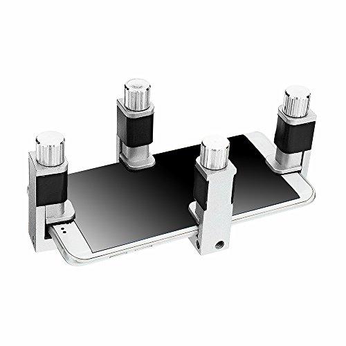 MASUNN 4Pcs Einstellbarer Kunststoff Clip Fixture Bildschirm Lcd Befestigungsklemme Klemme für das Handy