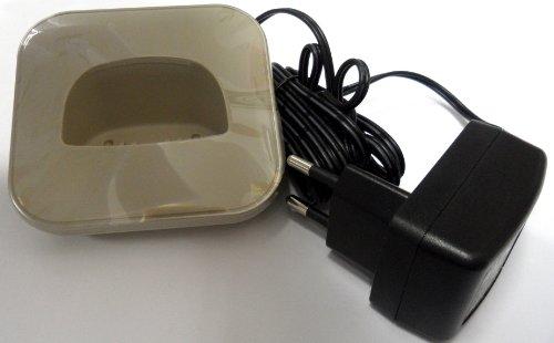 Ladeschale für T-Sinus 206 Pack Champagner zum Ersatz/Erweiterung/für Sinus 206 A206 PA206