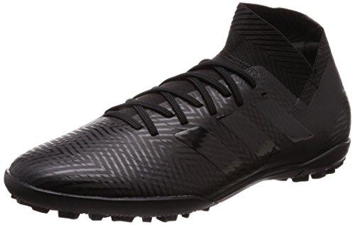 adidas Herren Nemeziz Tango 18.3 TF Fußballschuhe, Schwarz (Negbás/Gricin 000), 40 EU