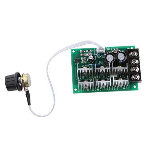 HYY-YY 10-60V 35A DC Motor Controller PWM Stepless Switch PCBA Module