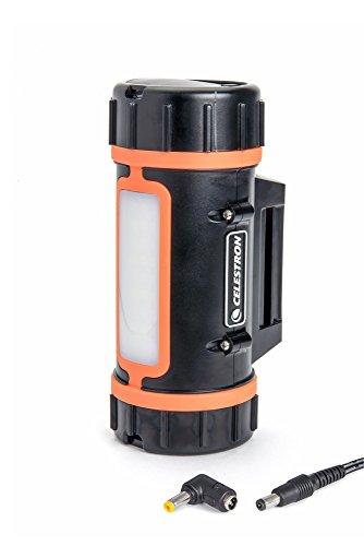 Celestron 821041Power Tank batería Lifepo4Iones de Hierro de fosfatos Naranja/Negro/Multicolor