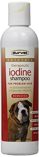 Durvet Naturals Iodine Shampoo, 8-Ounce