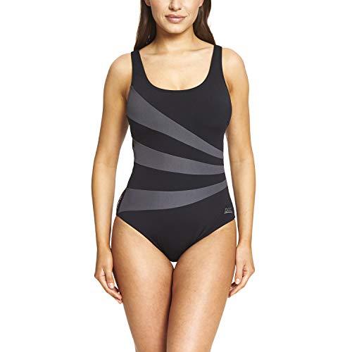Zoggs Women's Sandon Scoopback Ecolast One Piece Swimsuit
