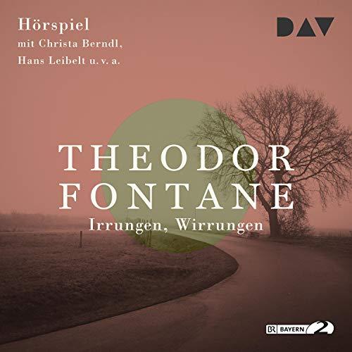 Irrungen, Wirrungen audiobook cover art